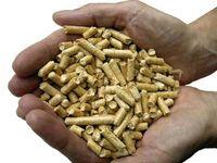 Holzheizung mit Pellets